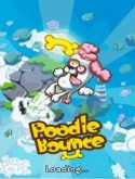 Poodle Bounce Game for Java Mobile Phone