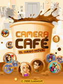 Camera Cafe Java Mobile Phone Game