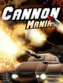 Cannon Mania Java Mobile Phone Game