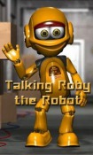 Talking Roby the Robot Android Mobile Phone Game