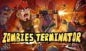 Zombie Terminator Android Mobile Phone Game