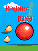 Bounce Dash Game for Java Mobile Phone