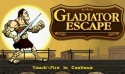 Gladiator Escape Java Mobile Phone Game