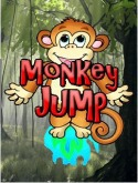 Monkey Jump Java Mobile Phone Game