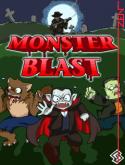Monster blast Java Mobile Phone Game