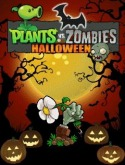 Plants vs. Zombies Halloween Java Mobile Phone Game