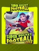 Super Pocket Football 2013 Game for Java Mobile Phone