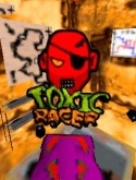 Toxic Racer Java Mobile Phone Game