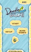 Doodle Boat Android Mobile Phone Game