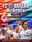 FC Bayern Munchen 2008-09 Game for Sony Ericsson J300