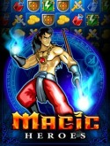 Magic Heroes Game for Java Mobile Phone