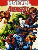Marvel Avengers Game for Java Mobile Phone