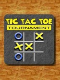 Tic Tac Toe Tournament Game for Java Mobile Phone