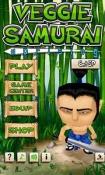 Veggie Samurai Uprising Android Mobile Phone Game
