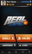 Real Basketball Android Mobile Phone Game