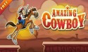 Amazing Cowboy Game for Nokia X3