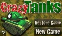 Crazy Tanks Android Mobile Phone Game