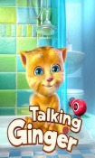 Talking Ginger Android Mobile Phone Game