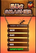 Bug Smasher Android Mobile Phone Game