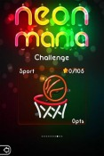 Neon Mania Game for Android Mobile Phone