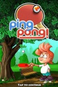 Ping Pong Android Mobile Phone Game