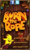 Burn the Rope Worlds Android Mobile Phone Game