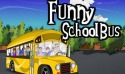 Funny School Bus Android Mobile Phone Game
