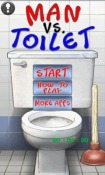 Man Vs Toilet Android Mobile Phone Game