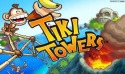 Tiki Towers Game for Android Mobile Phone