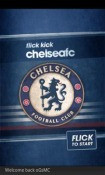 Flick Kick. Chelsea Android Mobile Phone Game