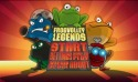 Frog Volley beta Android Mobile Phone Game