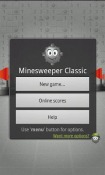 Minesweeper Classic Android Mobile Phone Game