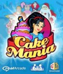 Cake Mania Java Mobile Phone Game