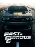Fast & Furious 6 Java Mobile Phone Game