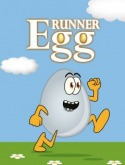 Runner Egg Java Mobile Phone Game