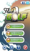 Flick Golf Android Mobile Phone Game