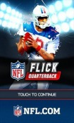 NFL Flick Quarterback Android Mobile Phone Game