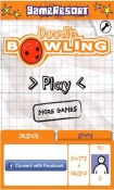 Doodle Bowling Android Mobile Phone Game