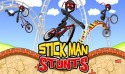 StickMan BMX Stunts Bike Android Mobile Phone Game