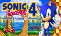 Sonic The Hedgehog 4. Episode 1 Android Mobile Phone Game