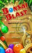 Bonsai Blast Android Mobile Phone Game
