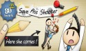 Save Ass Shooter Android Mobile Phone Game