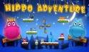 Hippo Adventure Android Mobile Phone Game