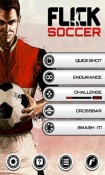 Flick Soccer Android Mobile Phone Game