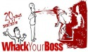 Whack Your Boss Android Mobile Phone Game