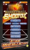 Basketball Shootout Android Mobile Phone Game
