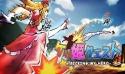 Princess Punt. Kicking My Hero Android Mobile Phone Game
