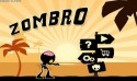 Zombro Android Mobile Phone Game