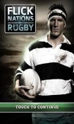 Flick Nations Rugby Android Mobile Phone Game
