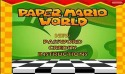 Paper World Mario Android Mobile Phone Game
